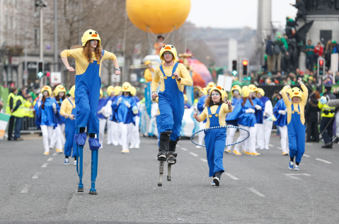 Photo credit: http://www.stpatricksfestival.ie/