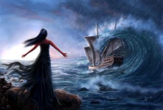 mitologia Scilla