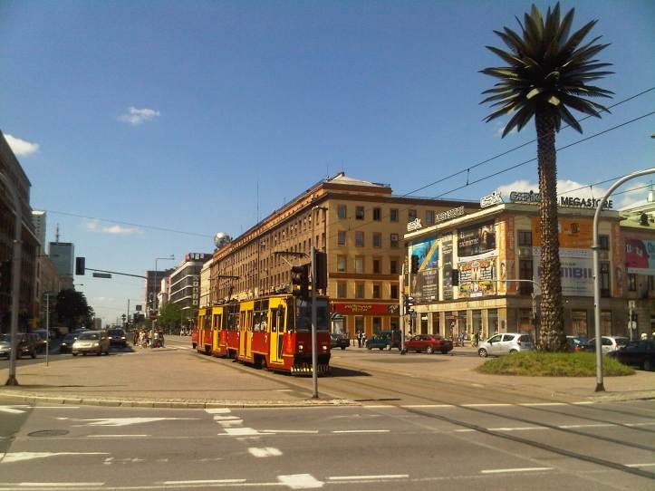 w t tram jerozolimskie