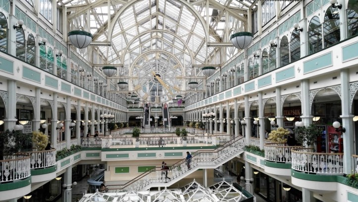 St. Stephen's Green shopping centre 1