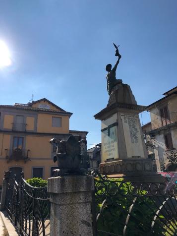 Monumento Serra San Bruno ai suoi Figli caduti in guerra